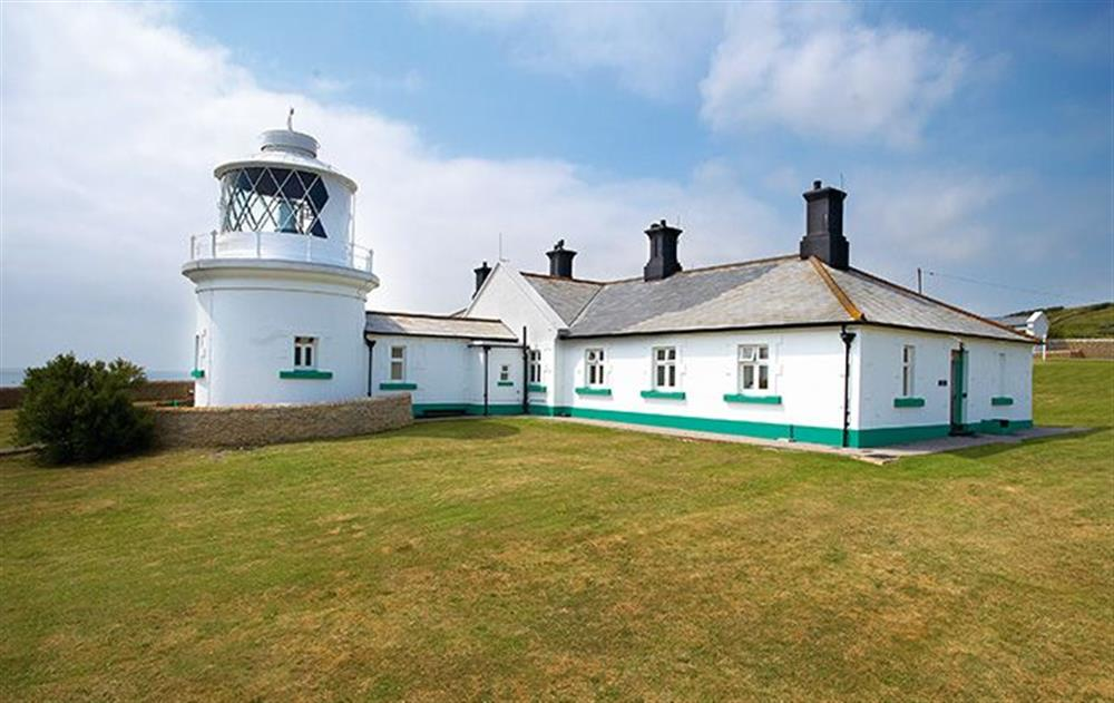Veronica Cottage at Veronica Cottage, Anvil Point Lighthouse