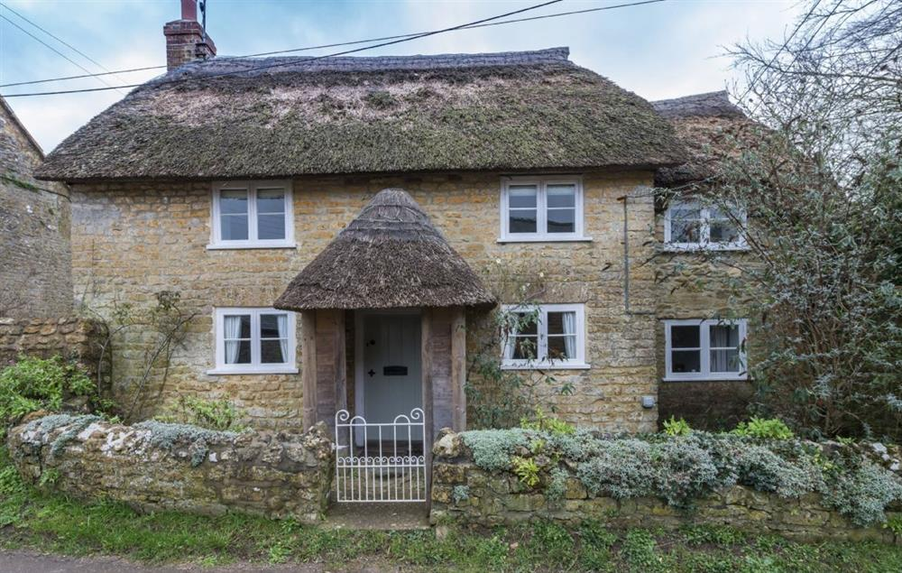Vicarage Cottage is situated in an Area of Outstanding Natural Beauty