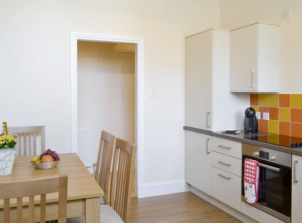 Convenient dining area within kitchen at Anderson,