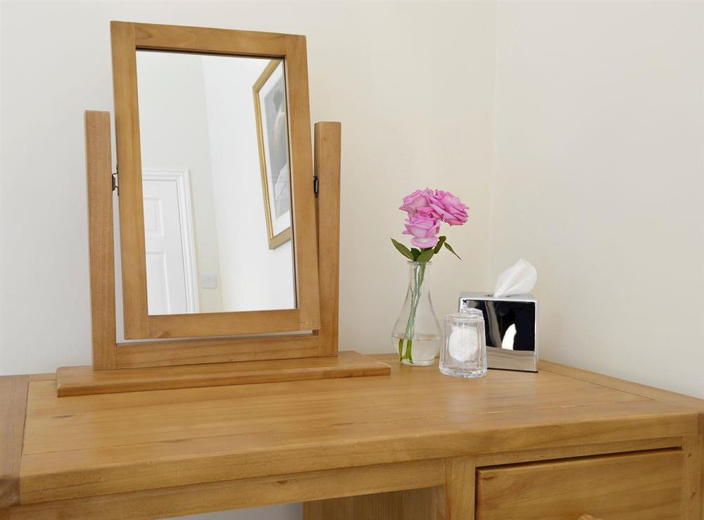 Dressing area within second double bedroom at Anderson,