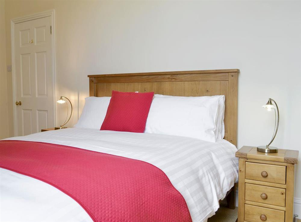 Relaxing second double bedroom at Anderson,