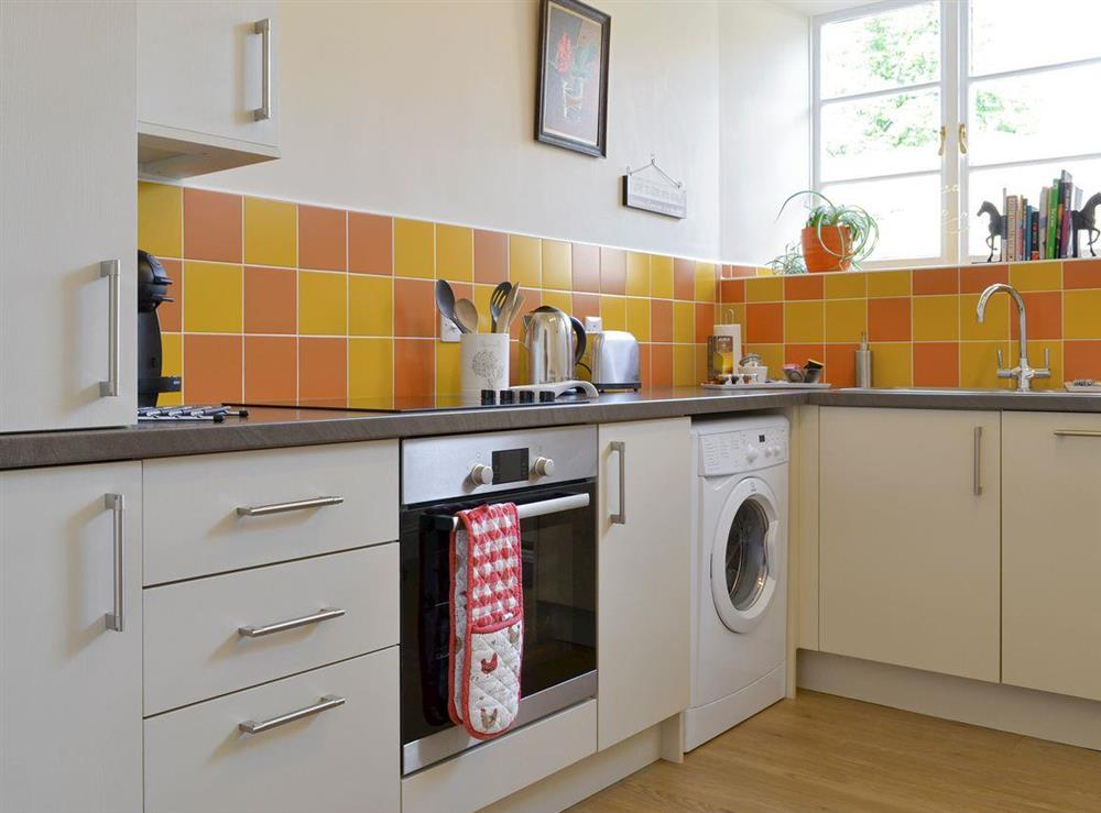 Well-equipped fitted kitchen at Anderson,