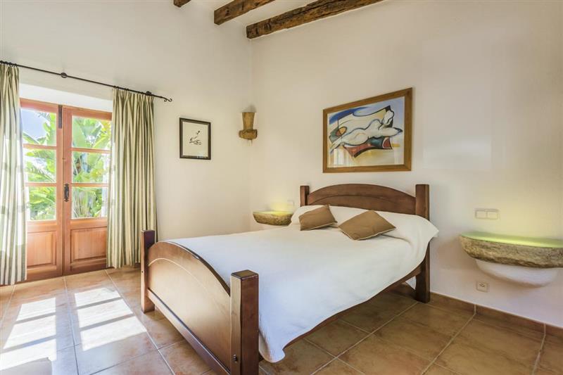 Double bedroom (photo 2) at Villa Amparo, Alcudia, Spain