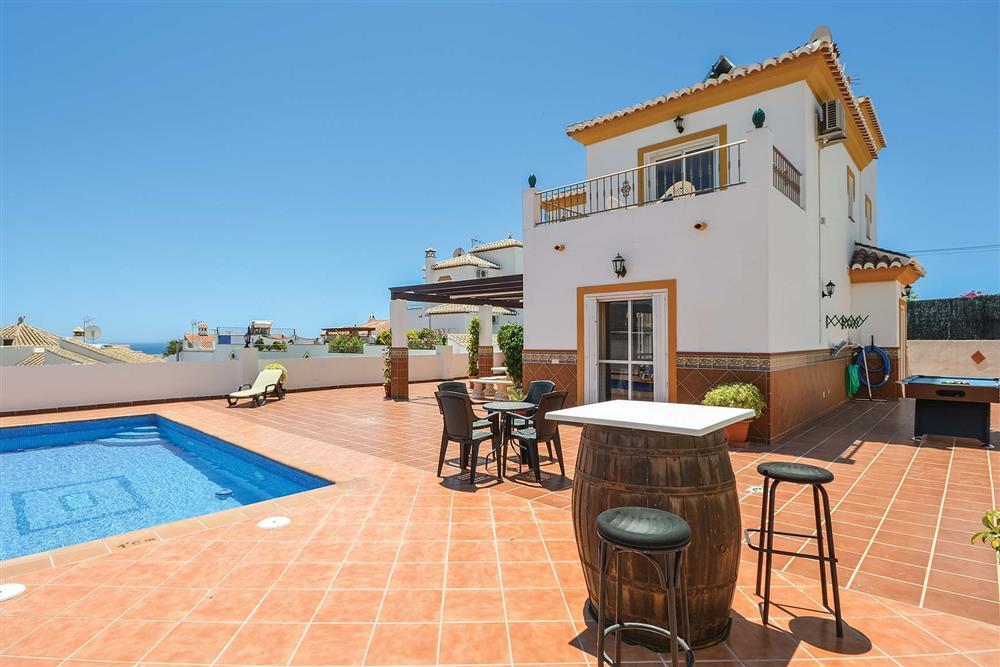 Villa with pool (photo 2) at Villa Ana, Nerja, Andalucia