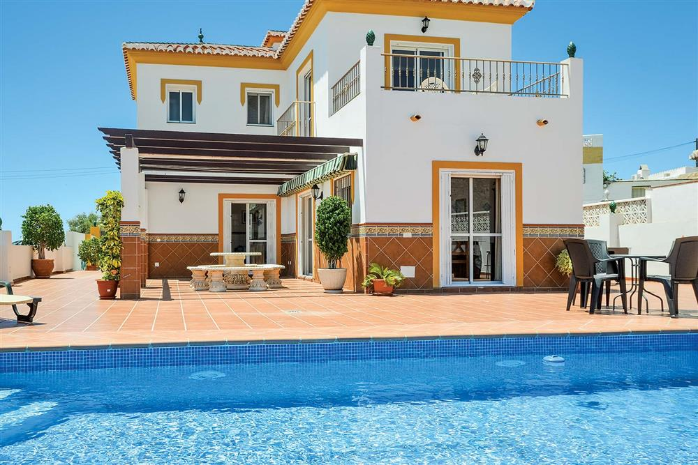 Villa with pool at Villa Ana, Nerja, Andalucia