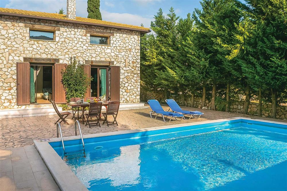 Villa with pool, pool