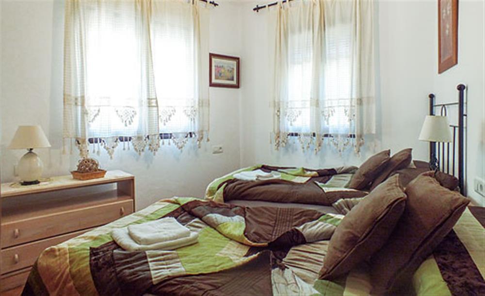 Bedroom at Villa Aurora, Nerja Andalucia, Spain