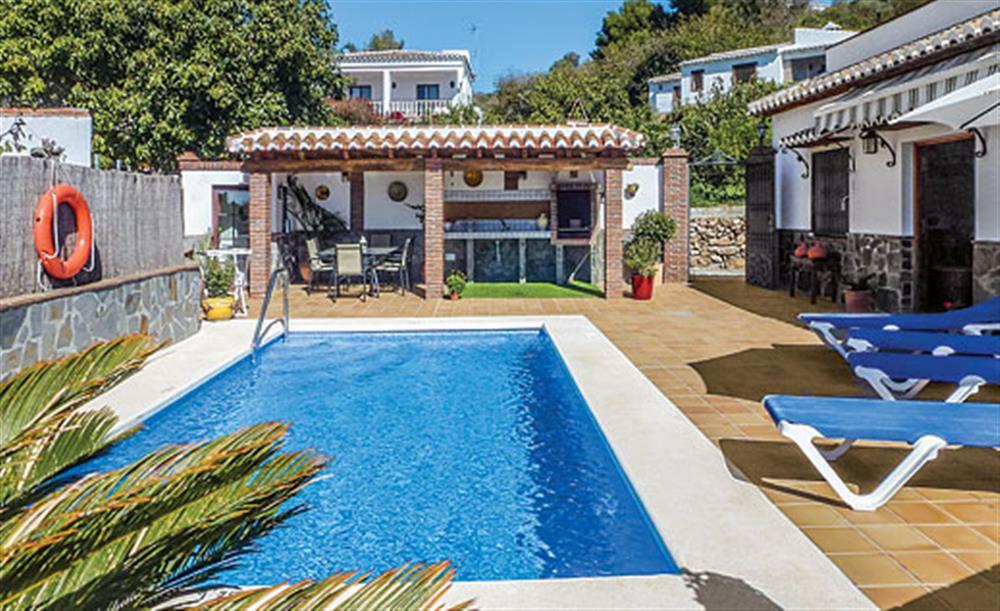 Swimming pool (photo 2) at Villa Aurora, Nerja Andalucia, Spain