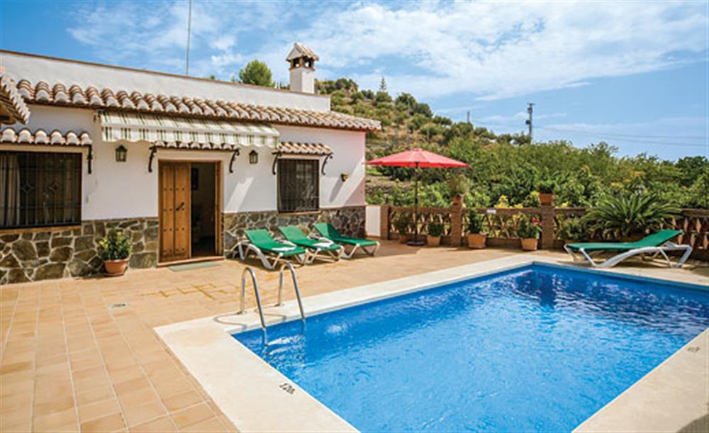 Swimming pool (photo 4) at Villa Aurora, Nerja Andalucia, Spain