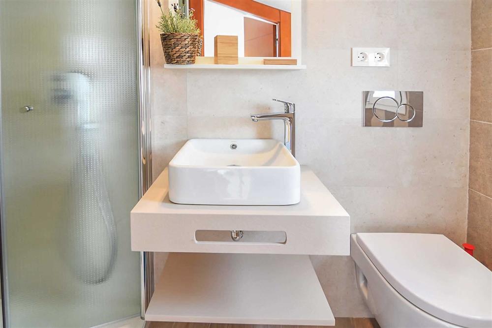 Bathroom (photo 2) at Villa Aurorita, Nerja, Andalucia