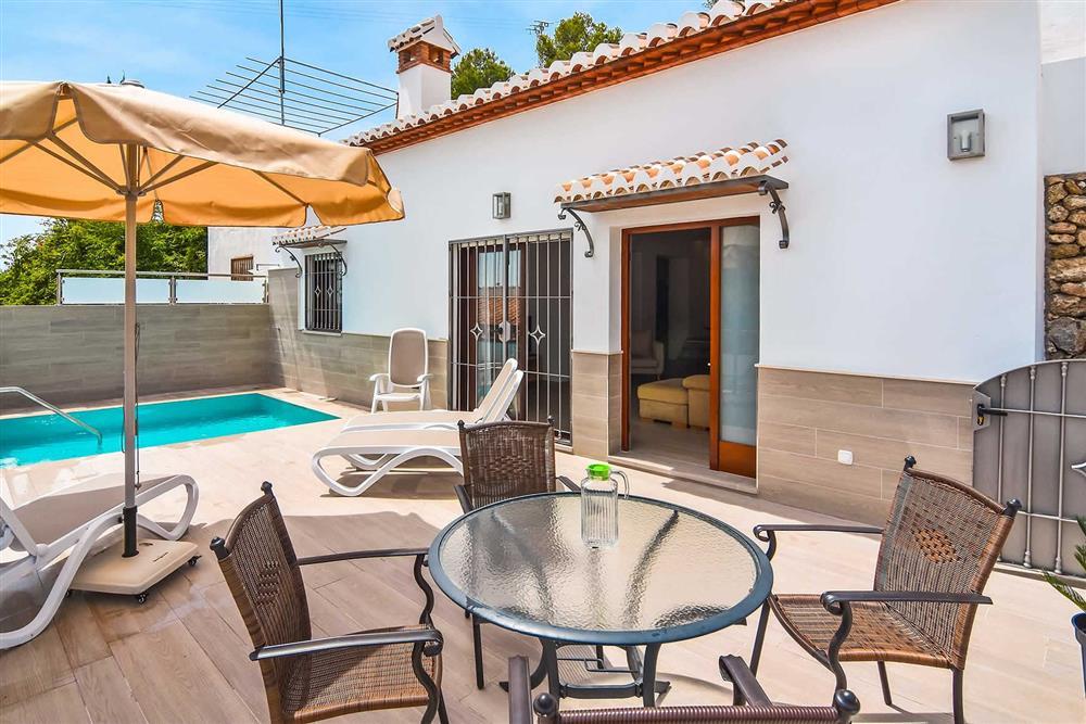 Villa with pool at Villa Aurorita, Nerja, Andalucia