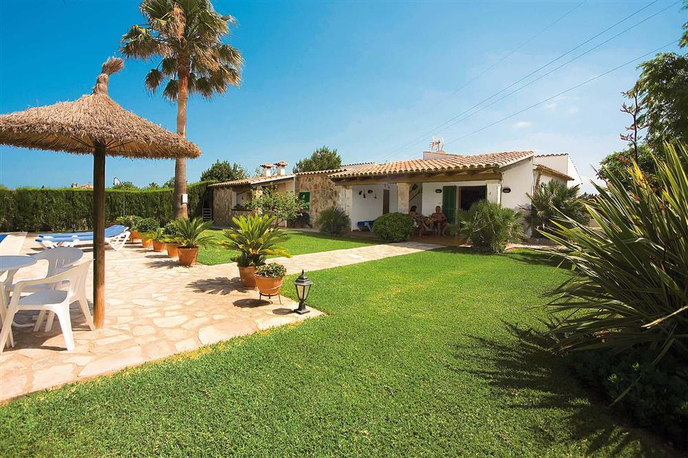 Garden (photo 2) at Villa Bosque, Pollensa Mallorca, Spain