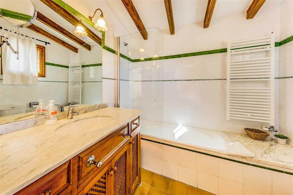 Bathroom (photo 2) at Villa Cabanellas, Pollensa, Mallorca