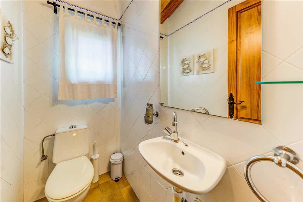 Bathroom (photo 4) at Villa Cabanellas, Pollensa, Mallorca