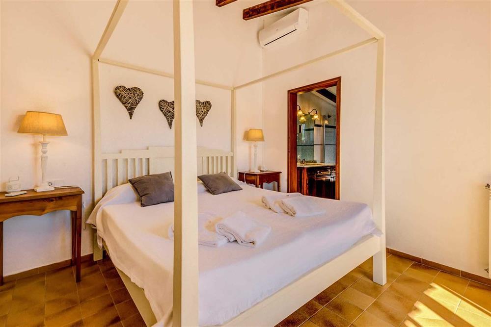 Double bedroom (photo 2) at Villa Cabanellas, Pollensa, Mallorca