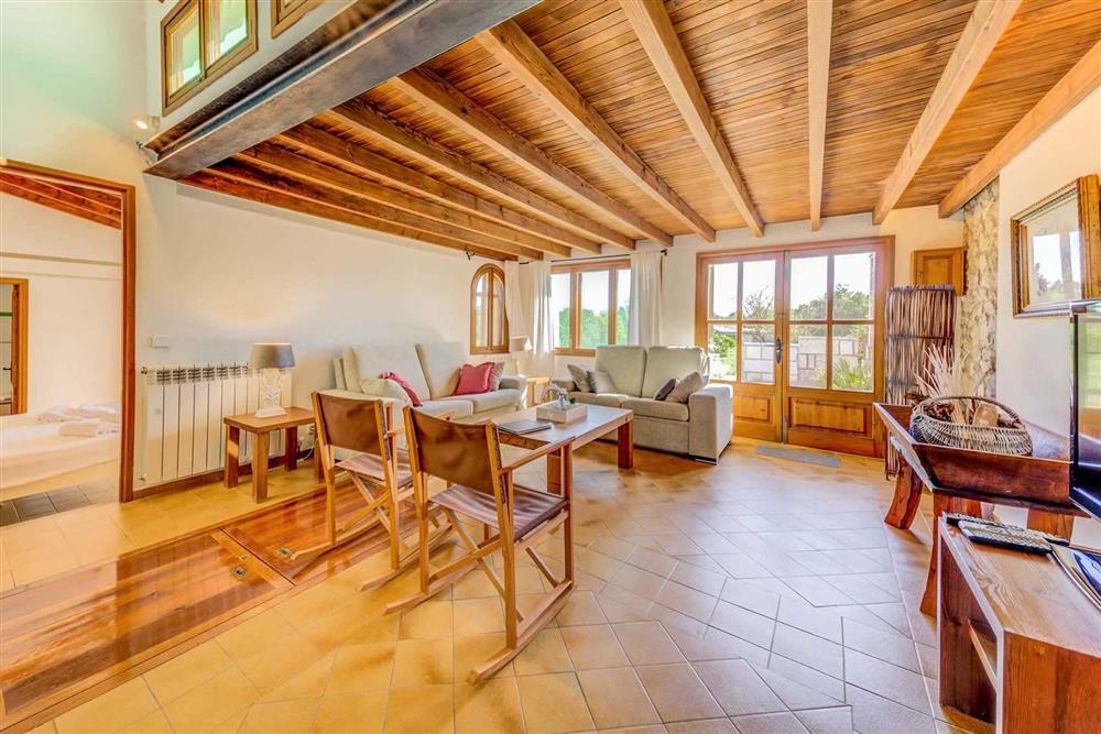 Lounge (photo 2) at Villa Cabanellas, Pollensa, Mallorca