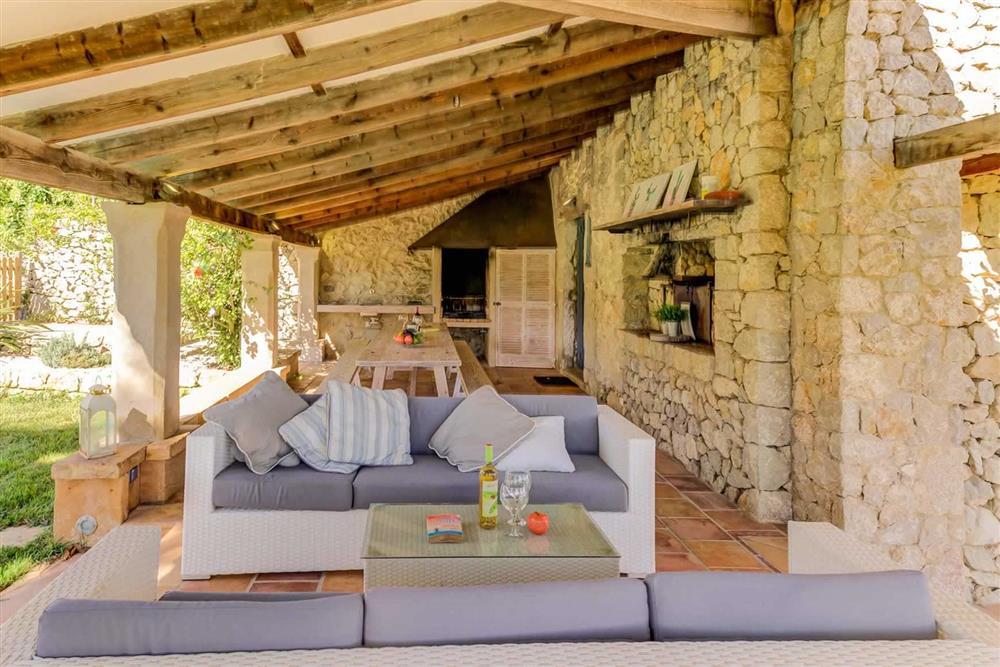 Seating area (photo 4) at Villa Cabanellas, Pollensa, Mallorca