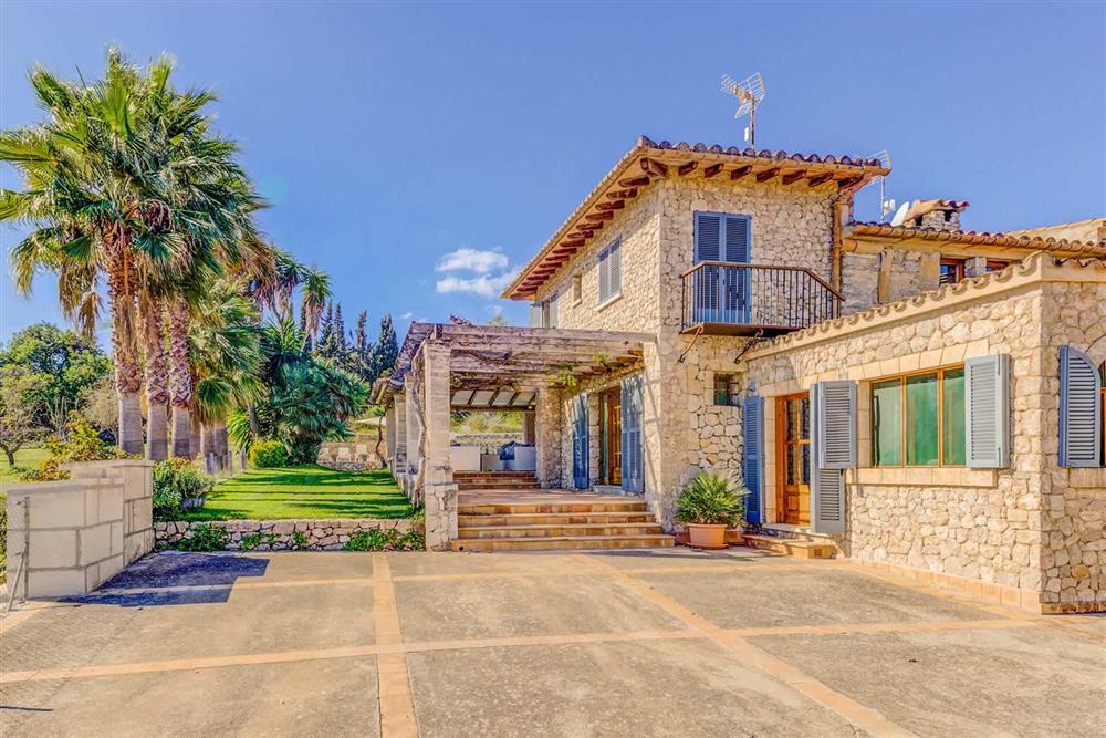 Villa exterior (photo 2) at Villa Cabanellas, Pollensa, Mallorca