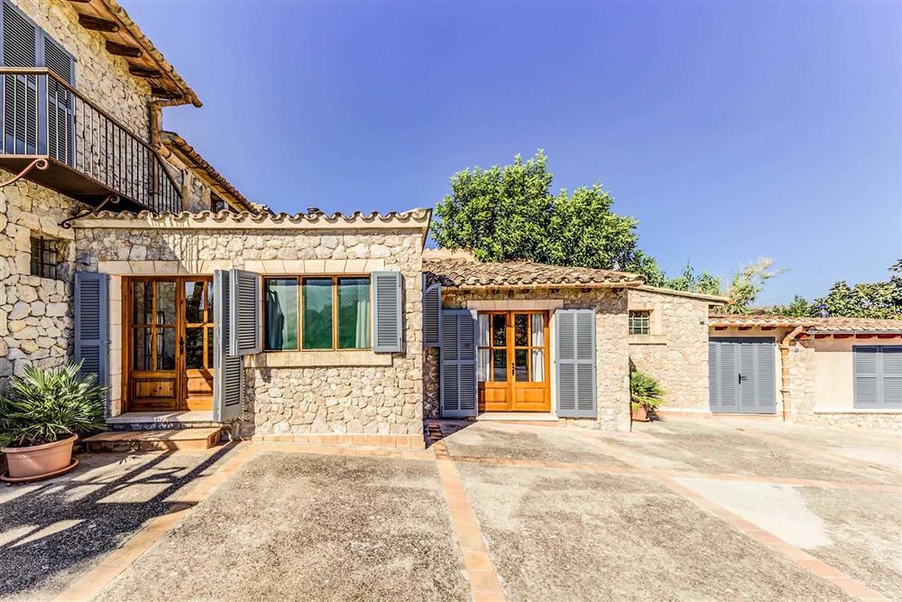 Villa exterior (photo 4) at Villa Cabanellas, Pollensa, Mallorca