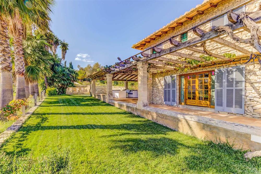 Villa exterior (photo 8) at Villa Cabanellas, Pollensa, Mallorca