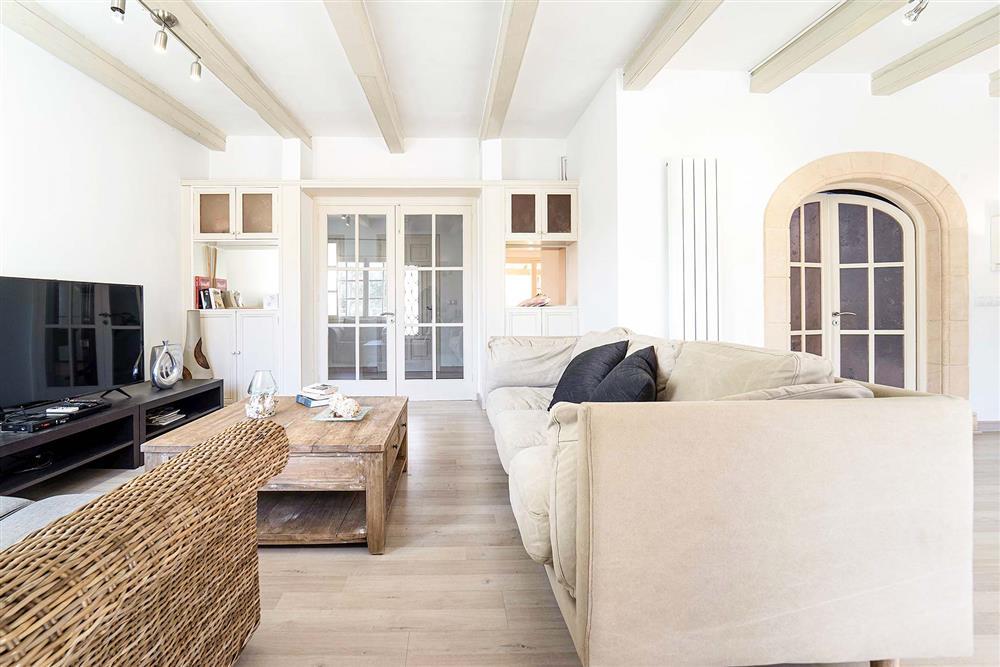 Living room (photo 2) at Villa Can Bobis Gran, Pollensa, Mallorca