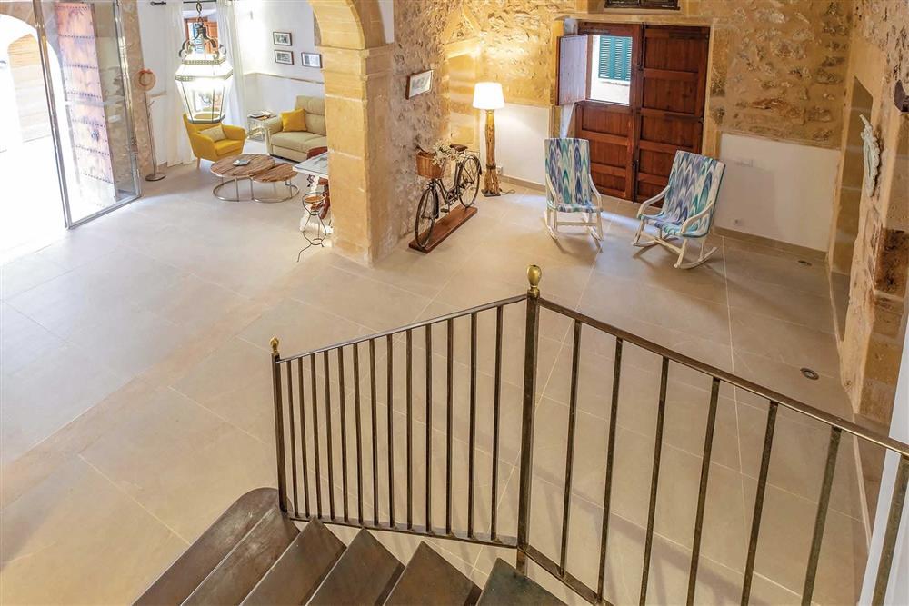 Living room (photo 2) at Villa Can Butxaca, Pollensa, Mallorca