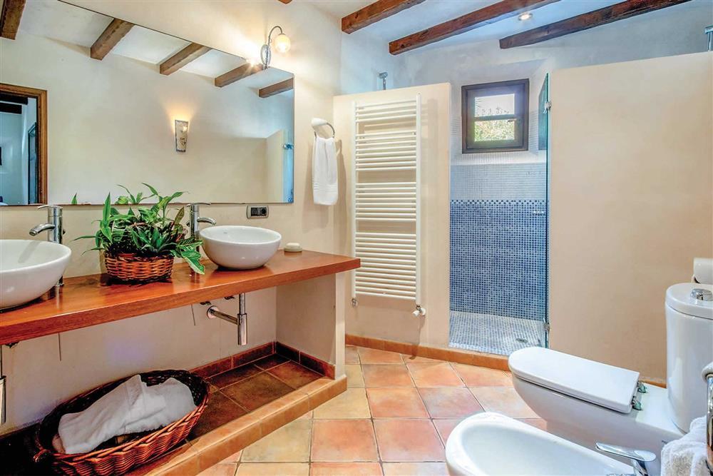 Bathroom (photo 4) at Villa Can Gallardo, Pollensa, Mallorca