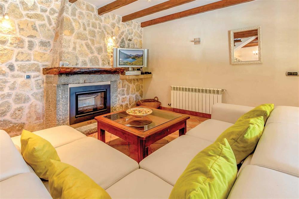Lounge at Villa Can Gallardo, Pollensa, Mallorca