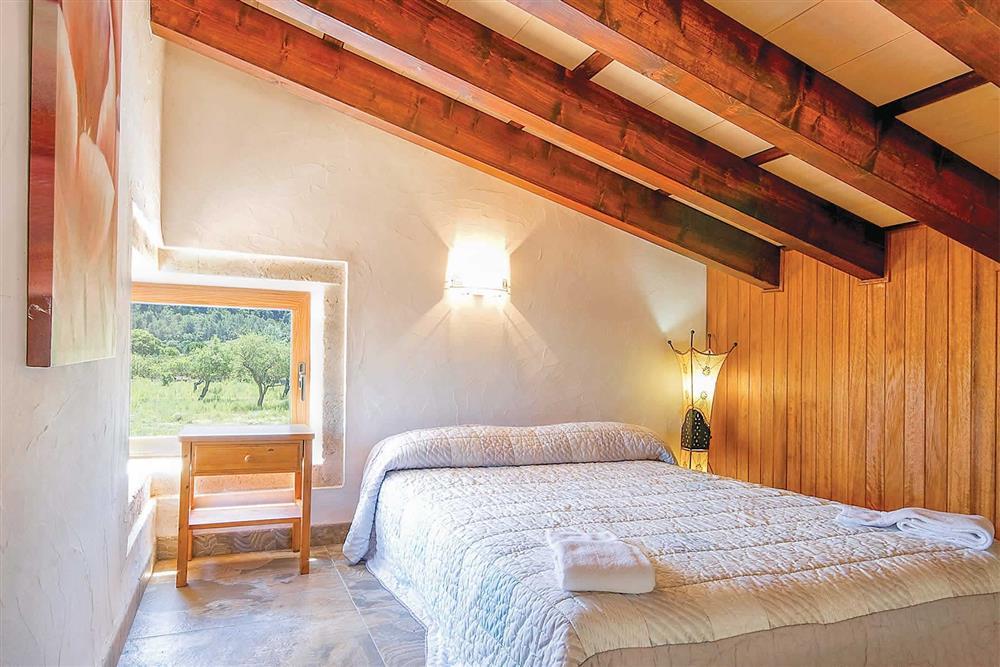 Double bedroom (photo 2) at Villa Can Nicolau, Cala San Vicente, Mallorca