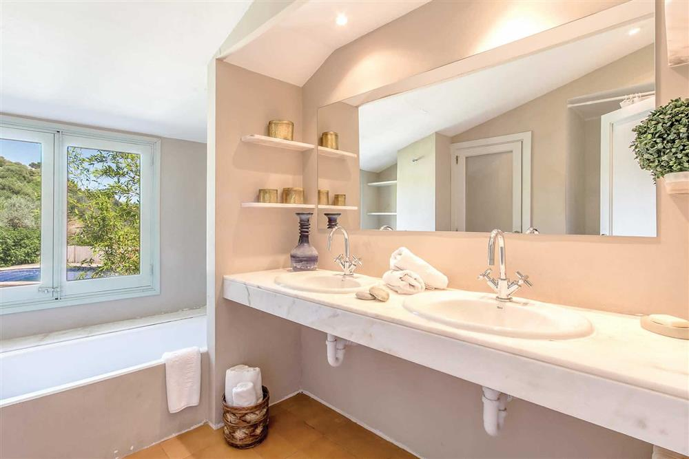 Bathroom (photo 2) at Villa Can Segui, Puerto Pollensa, Mallorca