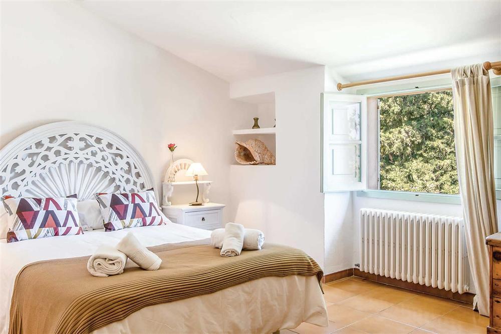 Double bedroom (photo 2) at Villa Can Segui, Puerto Pollensa, Mallorca