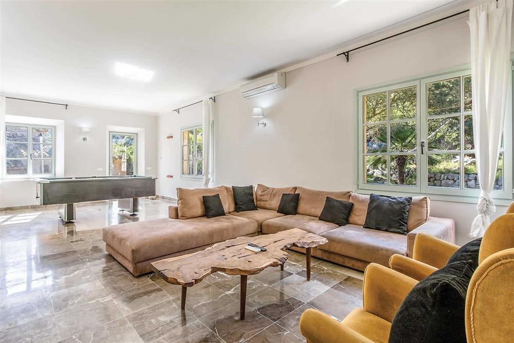 Living room (photo 2) at Villa Can Segui, Puerto Pollensa, Mallorca