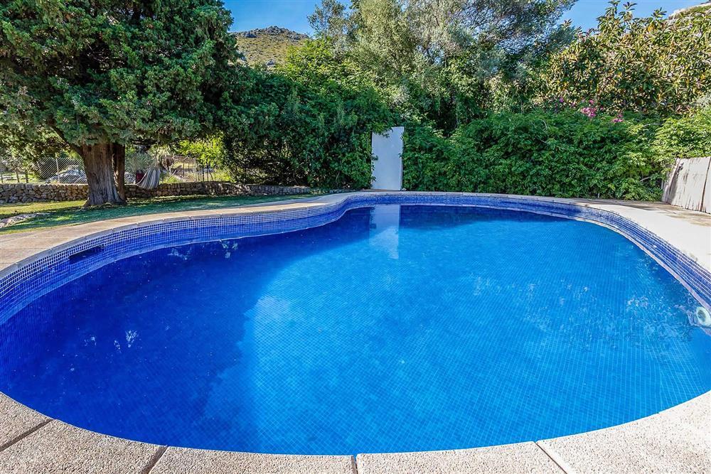 Swimming pool (photo 2) at Villa Can Segui, Puerto Pollensa, Mallorca