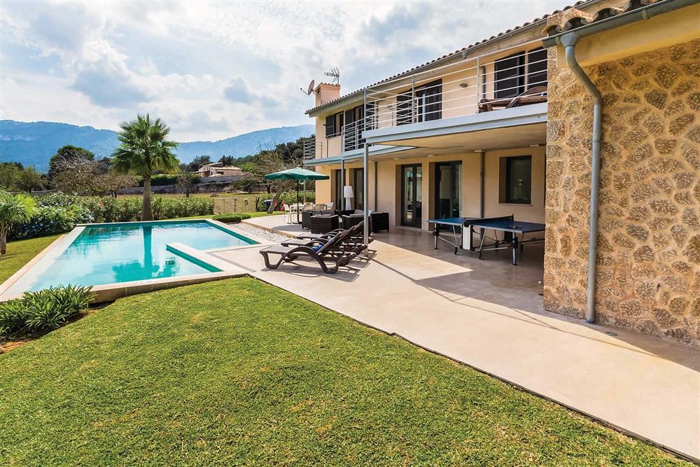 Villa with pool at Villa Can Tereu, Pollensa, Mallorca