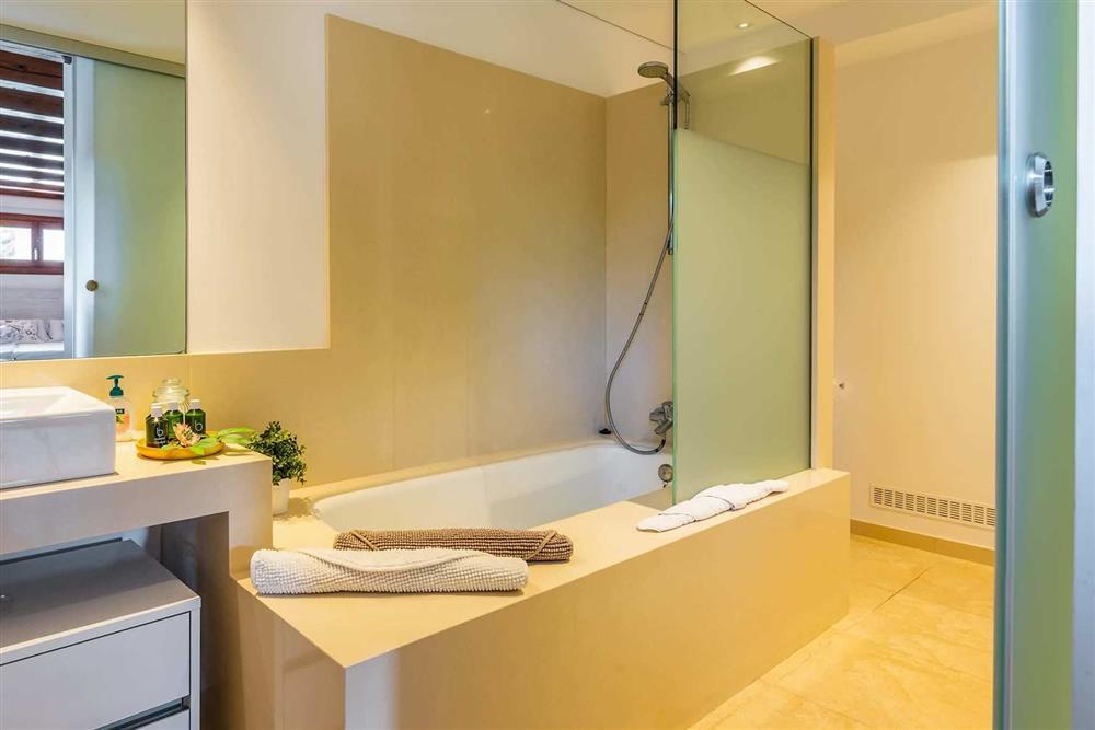 Bathroom (photo 2) at Villa Canacati, Pollensa, Mallorca