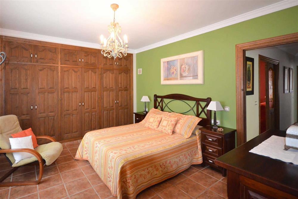 Double bedroom at Villa Casa Dalia, Nerja, Andalucia