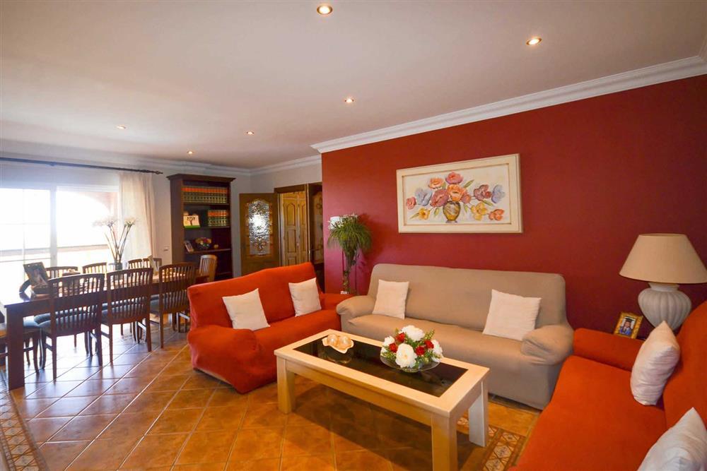 Lounge at Villa Casa Dalia, Nerja, Andalucia