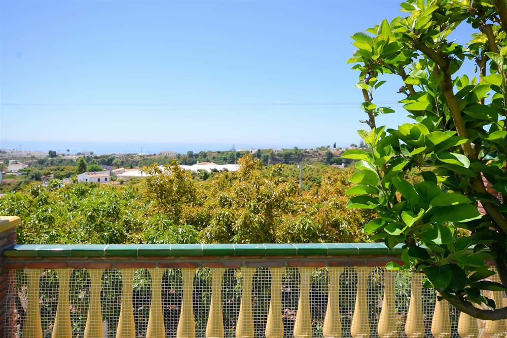 Sea view at Villa Casa Dalia, Nerja, Andalucia