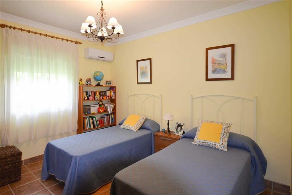 Twin bedroom (photo 2) at Villa Casa Dalia, Nerja, Andalucia
