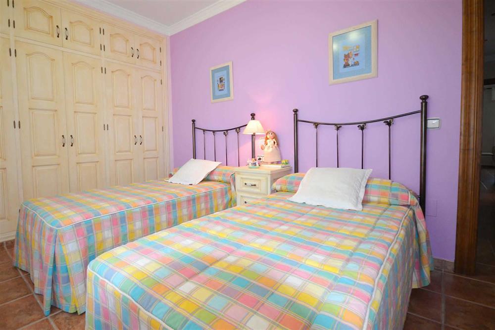 Twin bedroom (photo 4) at Villa Casa Dalia, Nerja, Andalucia