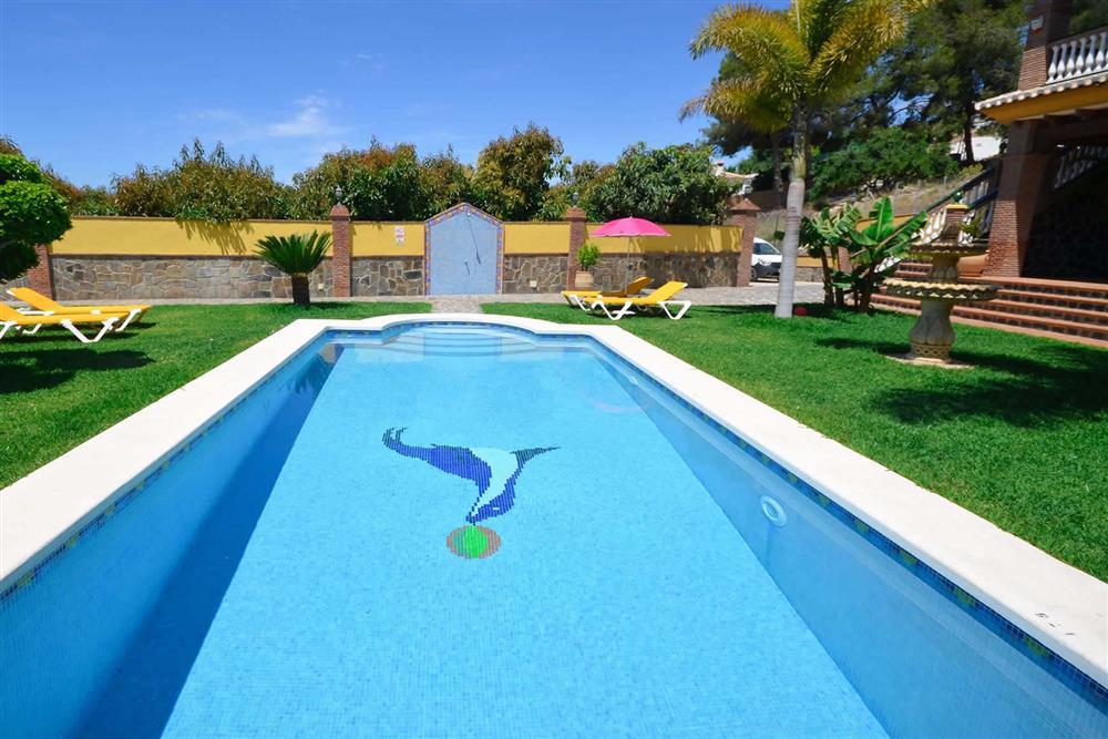 Villa with pool (photo 2) at Villa Casa Dalia, Nerja, Andalucia