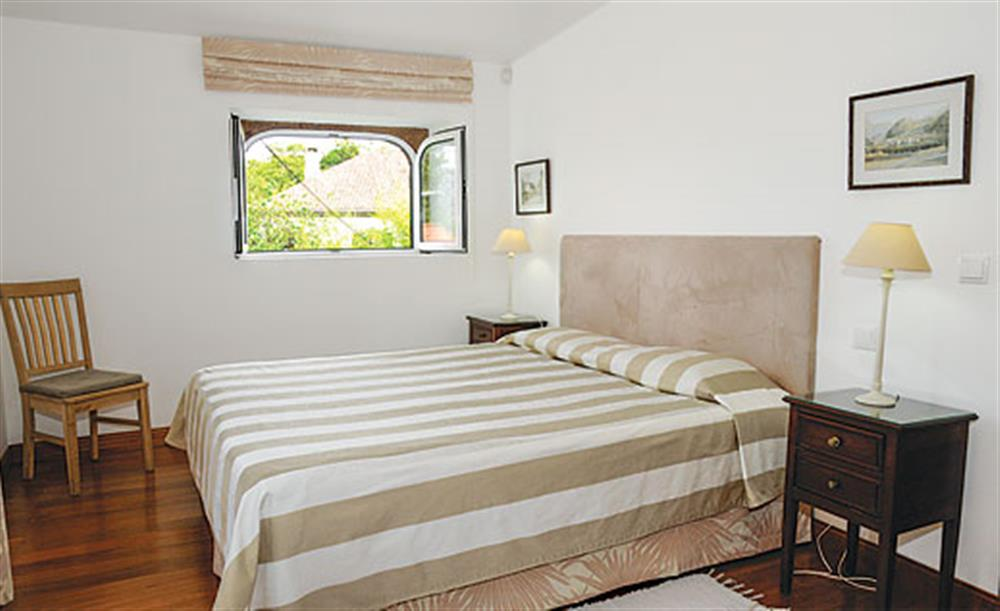 Double bedroom at Villa Casa do Feitor, Funchal Madeira, Portugal