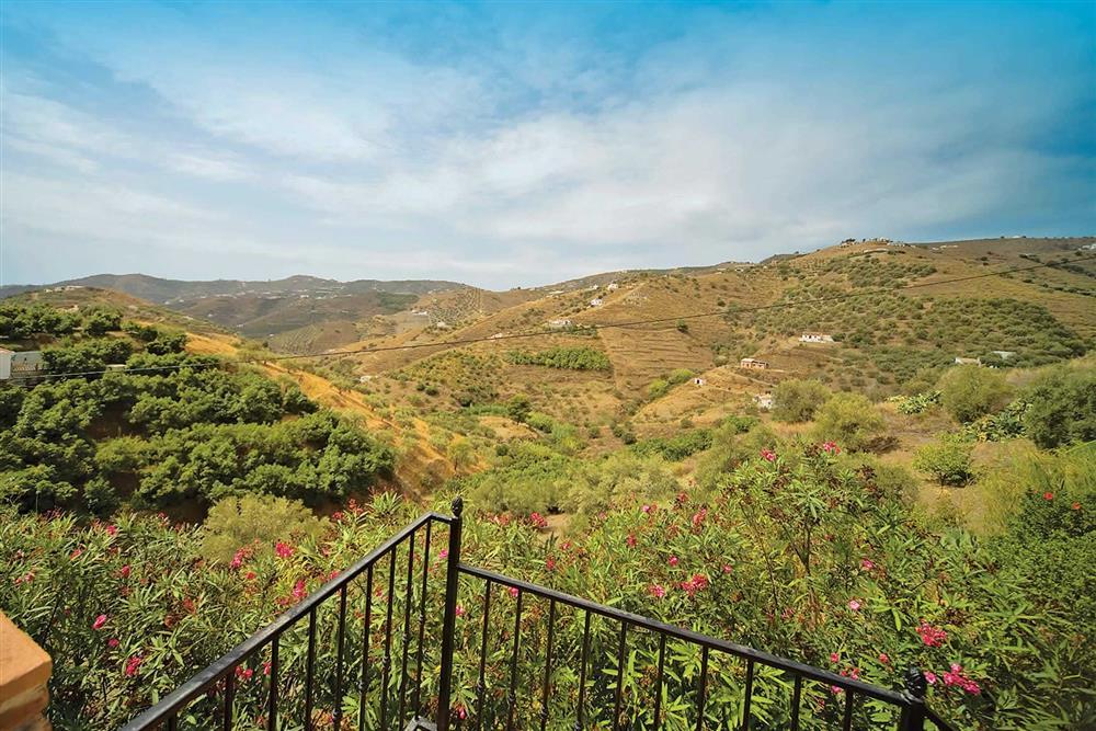 View (photo 2) at Villa Casa Jorge, Frigiliana, Andalucia, Spain
