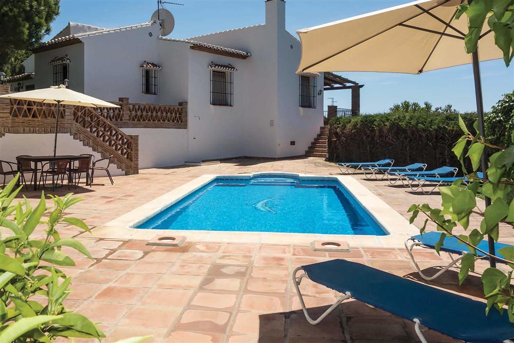 Villa with pool at Villa Casa Jorge, Frigiliana, Andalucia, Spain