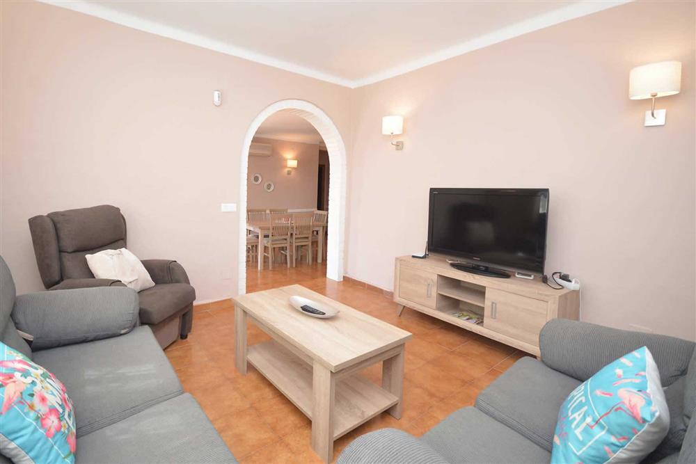 Lounge at Villa Casa Loly, Nerja, Andalucia