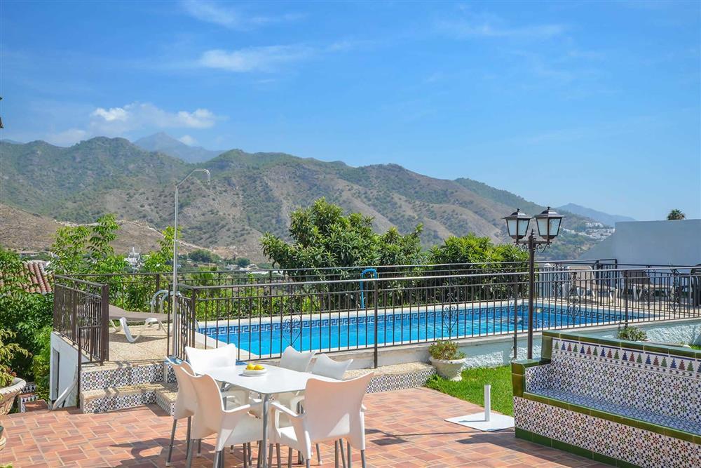 Pool (photo 2) at Villa Casa Loly, Nerja, Andalucia