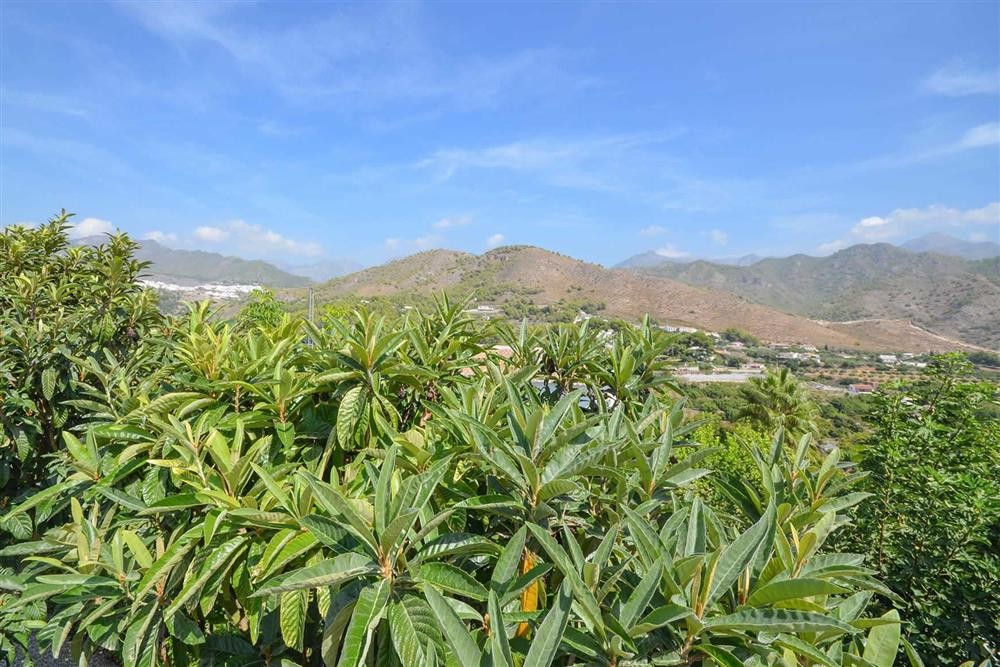 View at Villa Casa Loly, Nerja, Andalucia