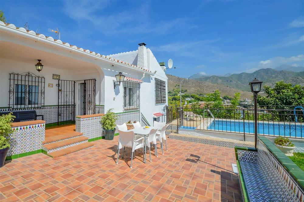 Villa exterior (photo 2) at Villa Casa Loly, Nerja, Andalucia