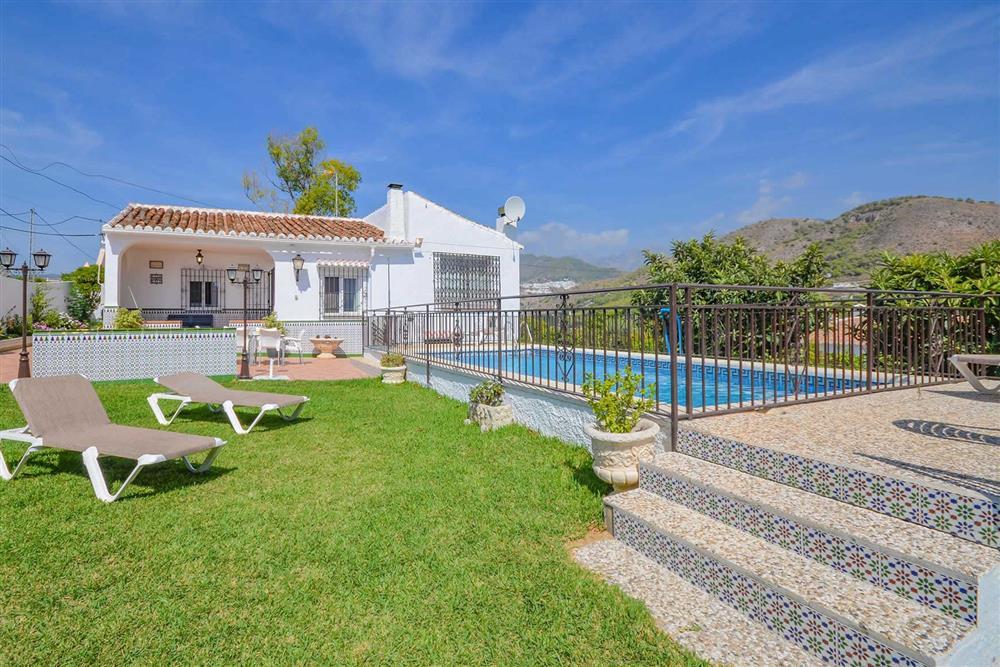 Villa with pool (photo 12) at Villa Casa Loly, Nerja, Andalucia