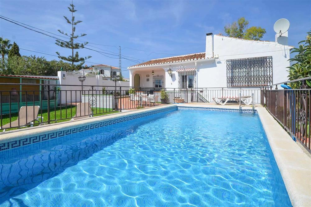 Villa with pool (photo 2) at Villa Casa Loly, Nerja, Andalucia